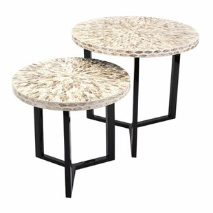 Chew Stoke 2 Piece Nesting Tables by Brayden Studio
