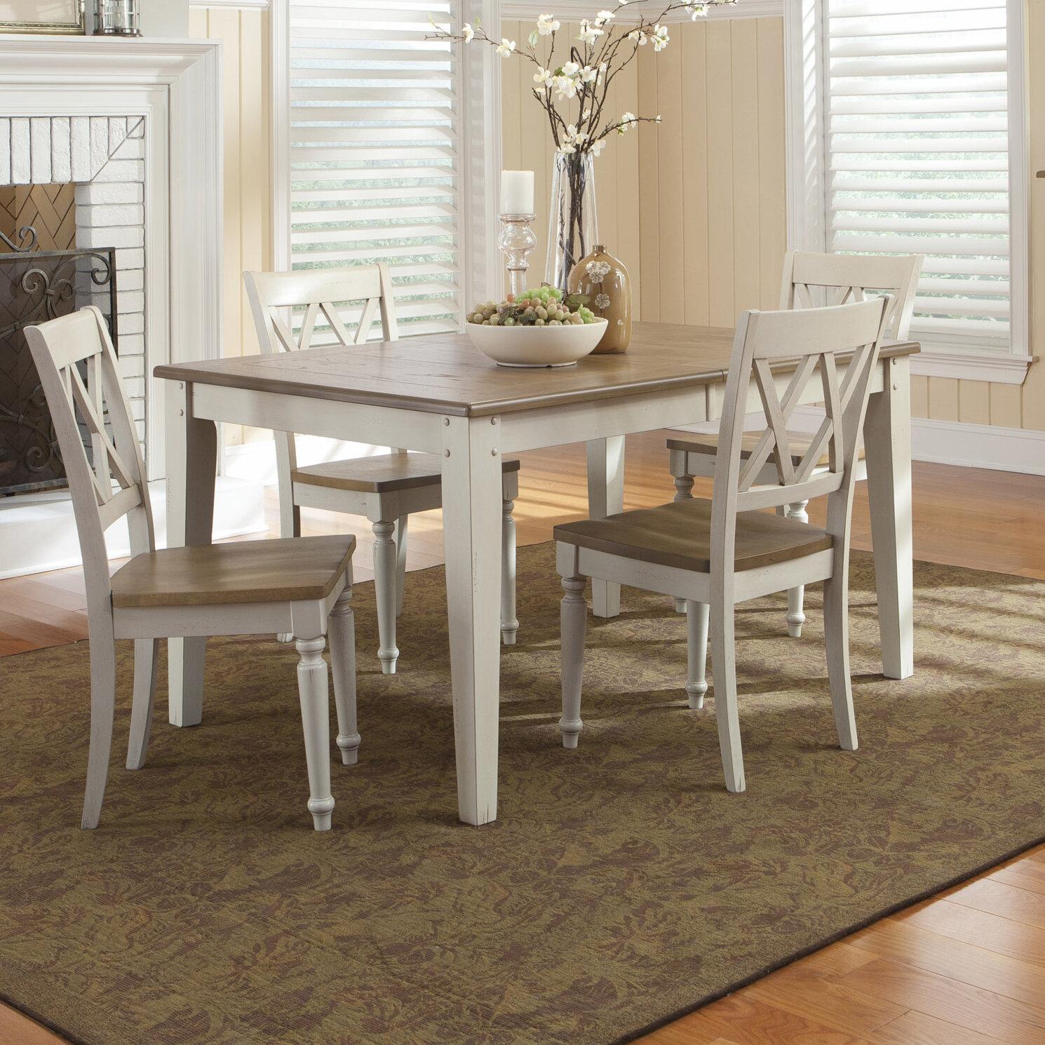 Extendable Dining Table Set Erigiestudio