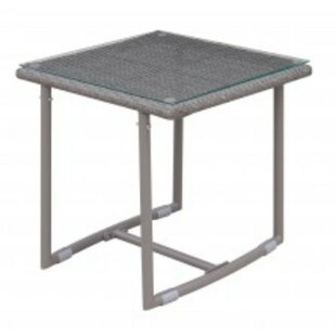 Ashmore Aluminum Side Table