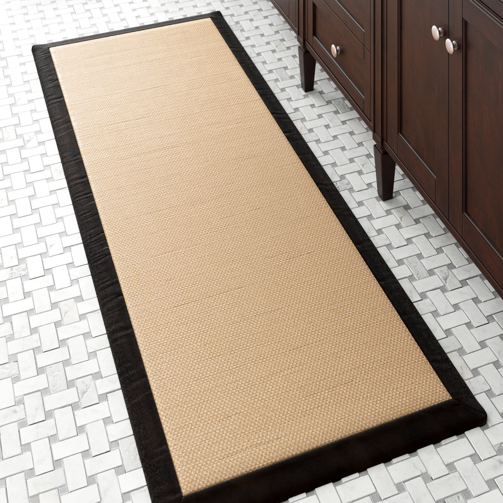Darby Home Co Thorne Rectangular Memory Foam Non Slip Solid Bath Rug Reviews Wayfair
