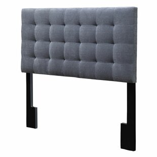 Courtyard Upholstered Panel Headboard