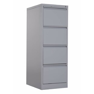 Ester Metal 3 Drawer Vertical Filing Cabinet