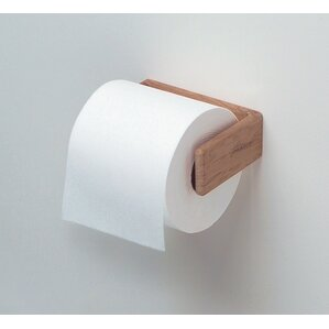 wall mounted toilet tissue holder