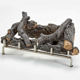 Steel Decorative Log By Duluth Forge
