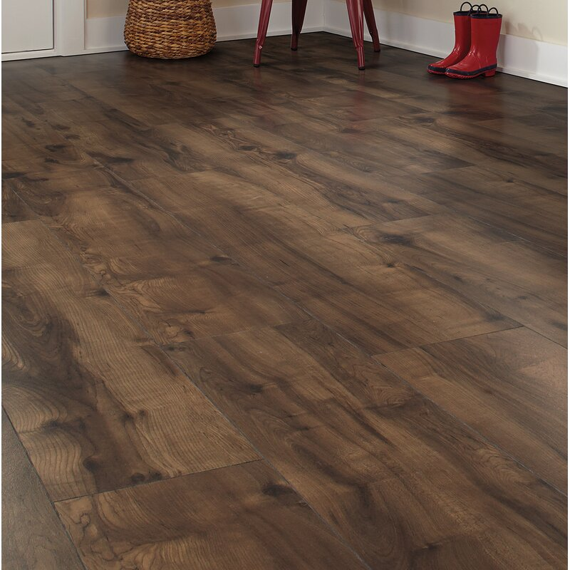 Mohawk Cashe Hills 8 X 47 X 787mm Maple Laminate Flooring In