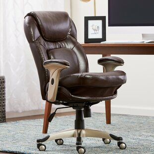 Serta at Home Back in Motion™ Health and Wellness Mid-Back Desk Chair