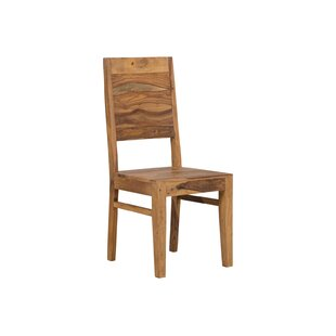 Stark Solid Wood Dining Chair By Massivum