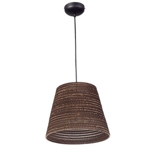 Bloomsbury Market Ald 1-Light Cone Pendant