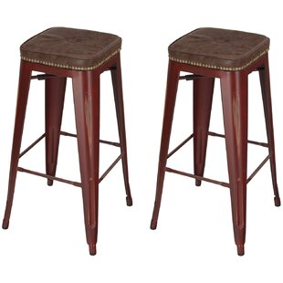 30.5 Bar Stool (Set of 2) by Adeco Trading