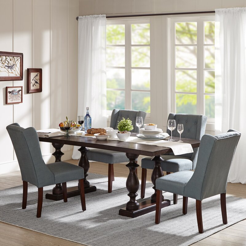 Darby Home Co Booth Dining Table & Reviews   Wayfair