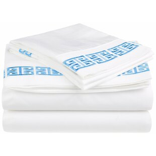 Bourg 200 Thread Count 100% Cotton Sheet Set