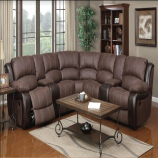 Budget Morison Reclining Sectional by Red Barrel Studio Reviews (2019) & Buyer's Guide