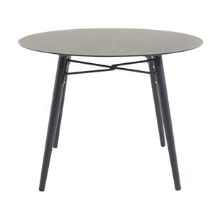Donelson Aluminium Dining Table By Mercury Row