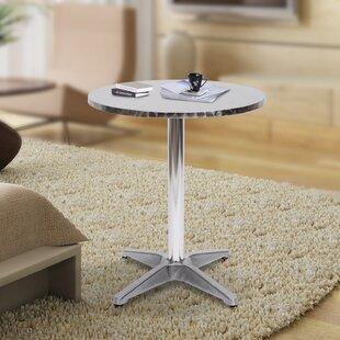 Seltzer Aluminium Bar Table Image