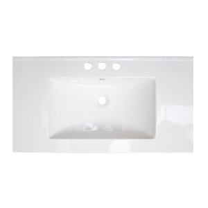32″ Single Bathroom Vanity Top