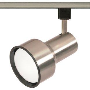 Nuvo Lighting 1-Light Step Cylinder R30 Track Head