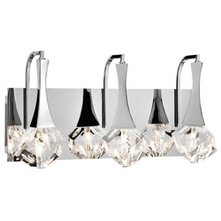 Compare prices Westover 3-Light LED Vanity Light By Willa Arlo Interiors