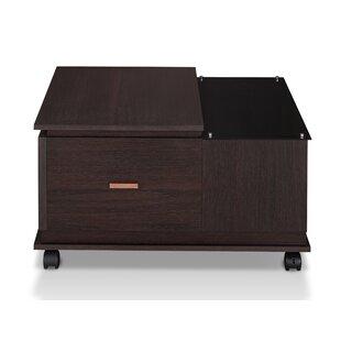 Wrought Studio Gorman Coffee Table with Storage