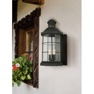 Campuzano 3-Light Outdoor Wall Lantern By Longshore Tides Outdoor Lighting