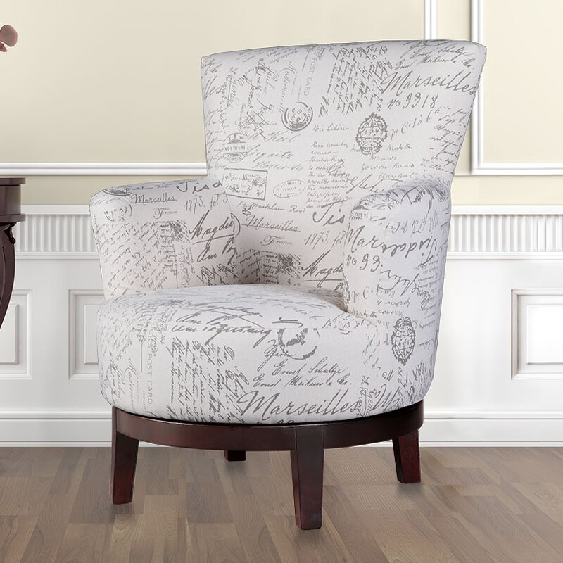 Aldridge Swivel Armchair Chairs You ll Love  Wayfair