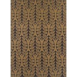 Black And Tan Area Rugs everyday rugs tan/black indoor/outdoor area rug | wayfair