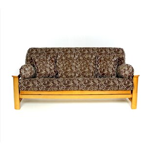 Truffle Box Cushion Futon Slipcover by Lifestyle Covers