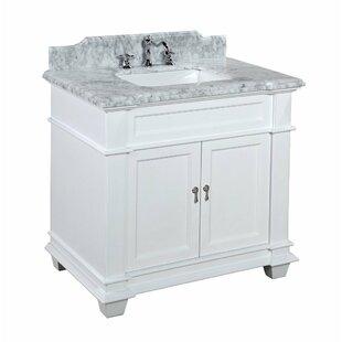 Find a Elizabeth 36 Single Bathroom Vanity Set ByKitchen Bath Collection