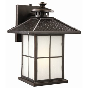 Gladstone 1-Light Outdoor Wall Lantern By Design House Outdoor Lighting