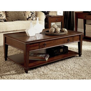 Fitzhugh Coffee Table Darby Home Co
