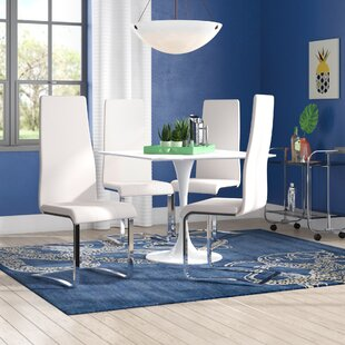 Compare prices Deshields Side Chair (Set of 4) by Wade Logan Reviews (2019) & Buyer's Guide