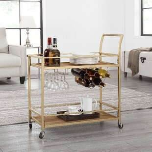 Heisler Bar Cart by Mercer41