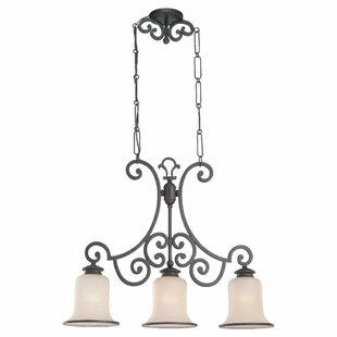 Fleur De Lis Living Sallie Pool Table Light