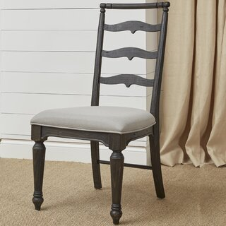Alona Upholstered Dining Chair (Set of 2) by Gracie Oaks SKU:AD117978 Guide