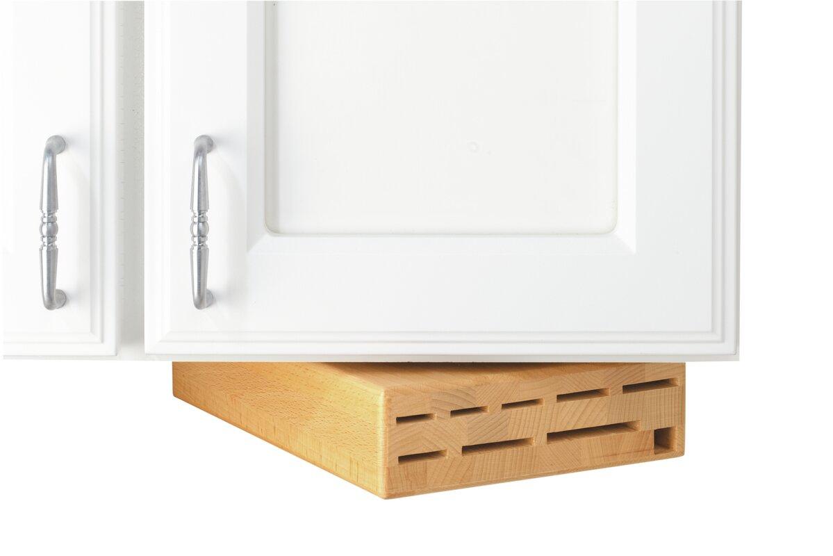 Under Cabinet Swinger Knife Block Cutlery Storage
