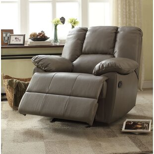 Online Reviews Owsley Manual Glider Recliner by Red Barrel Studio Reviews (2019) & Buyer's Guide