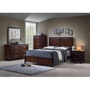 Barwood Panel Configurable Bedroom Set by Alcott Hill Discount