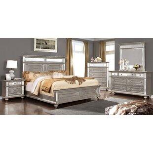 Ronna Platform Configurable Bedroom Set byWilla Arlo Interiors