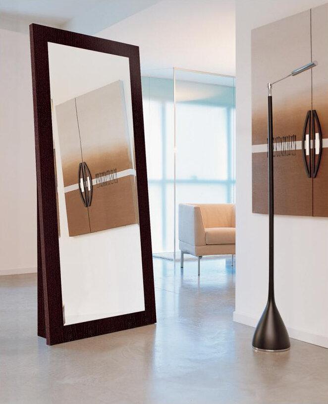 Decorative Floor Mirrors Perigold