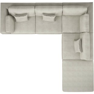 Perry Modular Sectional with Ottoman