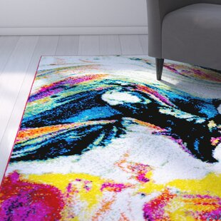 Bright Multi Color Area Rugs Wayfair