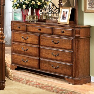 Savings Rosio 9 Drawer Dresser by Astoria Grand