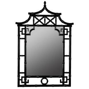 Willa Arlo Interiors Lacey Crowned Bathroom/Vanity Mirror