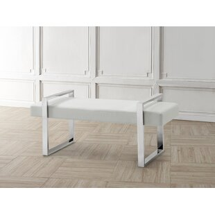 Alba Upholstered Bench by Casabianca Furniture