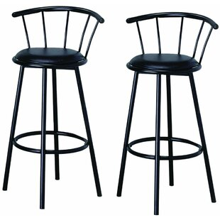 29 Swivel Bar Stool (Set of 2) by Famis Corp