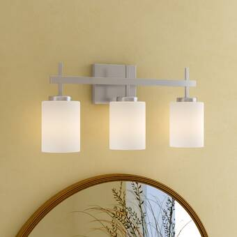 Latitude Run Antoonjr 3 Light Vanity Light Wayfair