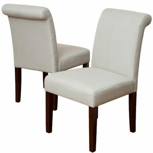Canberra Roll-Top Dining Chair (Set of 2) by Home Loft Concepts