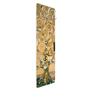 The Tree Of Life Wall Mounted Coat Rack By Symple Stuff