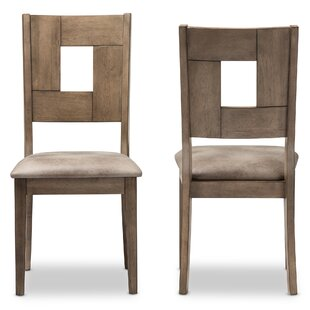 Polak Side Chair (Set of 2) by Bloomsbury..