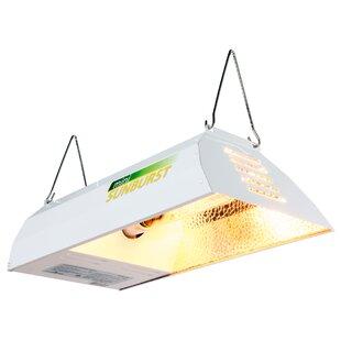 HPS Mini Sunburst With Lamp By Hydrofarm