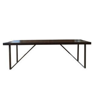 Belmont Dining Table by Urban Wood Goods